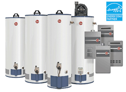 Hughes Air Heating & Cooling - Energy Star Water Heaters