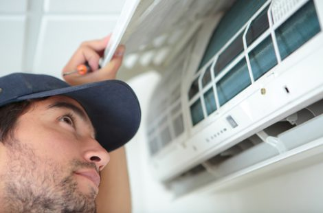 What the Noise Coming from Your AC Unit Means