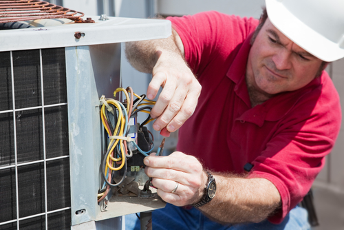 Installing central air conditioning
