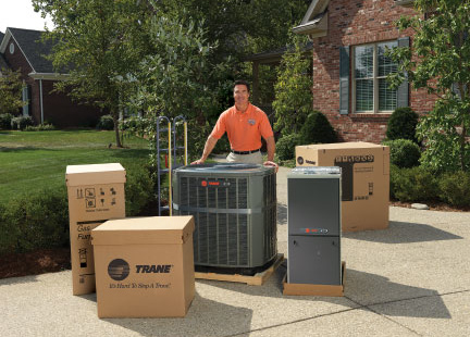Trane Central Air Conditioning Unit Maintenance: Tips from the Manufacturer