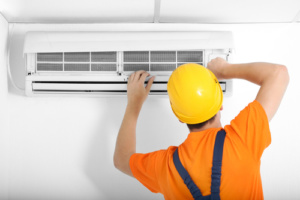 how to repair air conditioning ducts