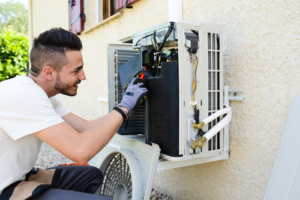 How often should I service my air conditioner
