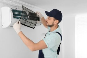 How Do I Protect My Air Conditioner from Dust?