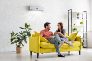 What are the requirements of comfort air conditioning?