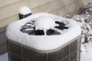 Does covering your AC unit help?