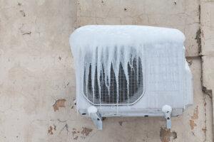How should I set my HVAC for winter